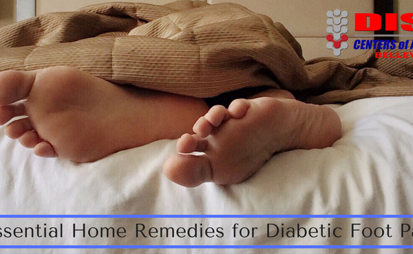 Bellevue home remedy foot pain