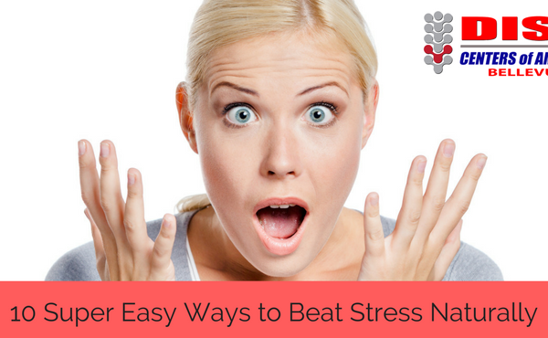 Easy ways to beat stress