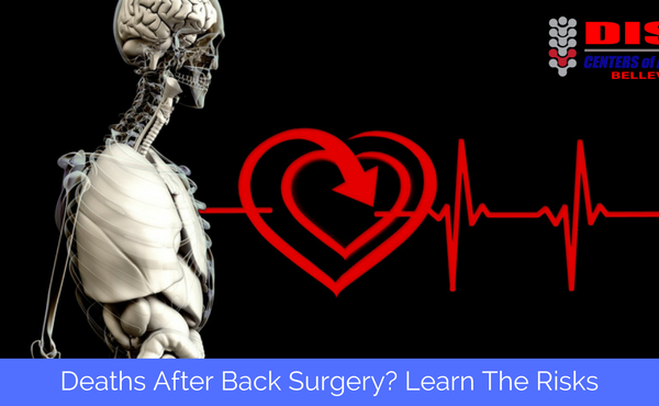 Deaths After Back Surgery? Learn The Risks