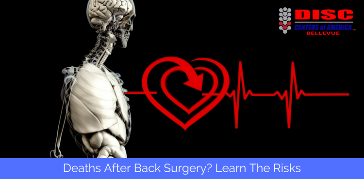 Back Surgery Risks