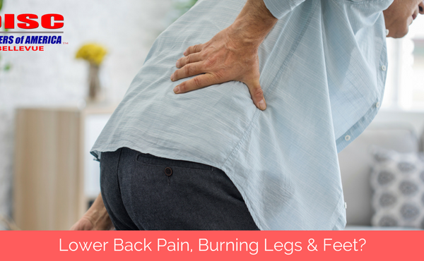 Lower Back Pain, Burning Legs & Feet: [Does This Sound Like You?]