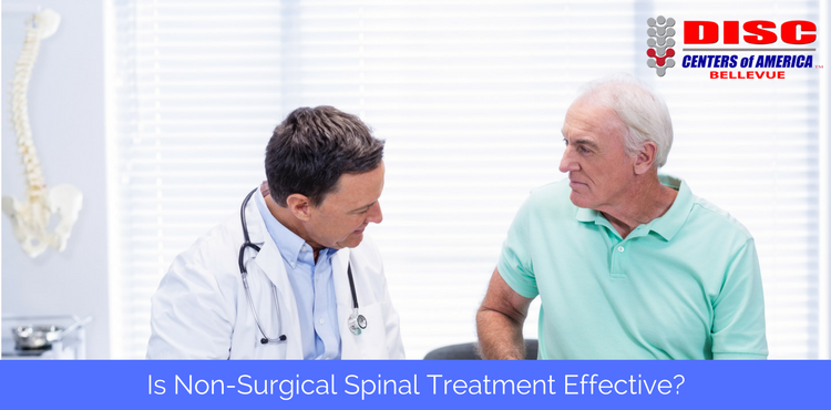 Is Non-Surgical Spinal Treatment Effective