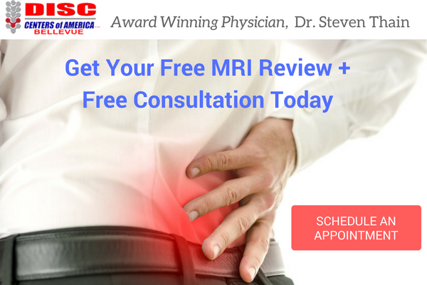 Bellevue Disc Center Free Consultation