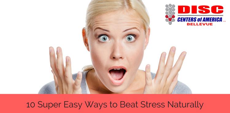 Easy ways to beat stress